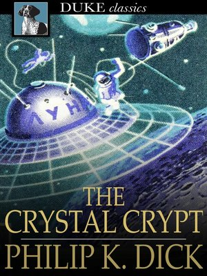 cover image of The Crystal Crypt